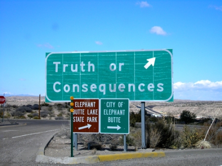 Truth Consequences-500